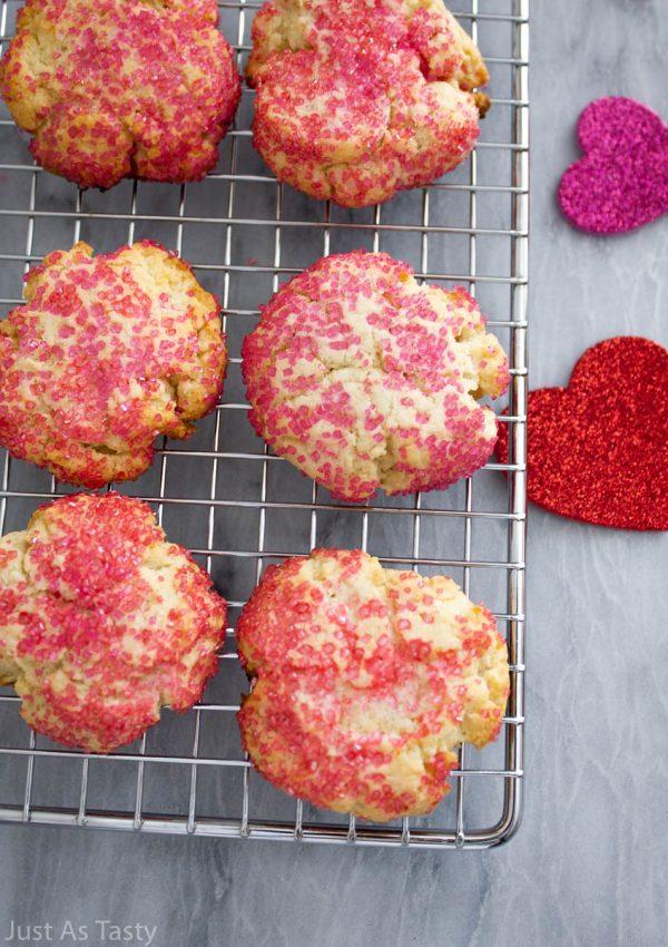 Cream Cheese Sugar Cookies – Gluten Free, Eggless