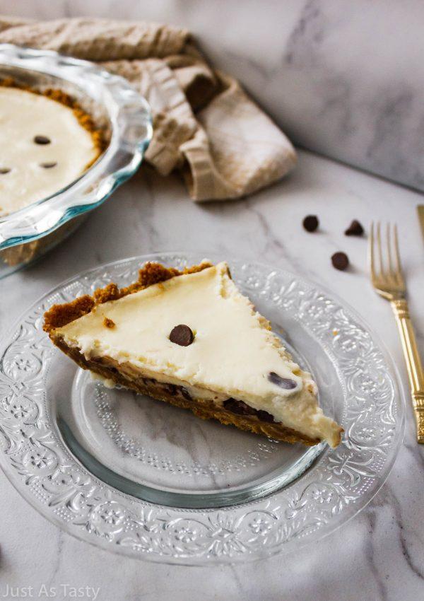 Cannoli Pie – Gluten Free, Eggless